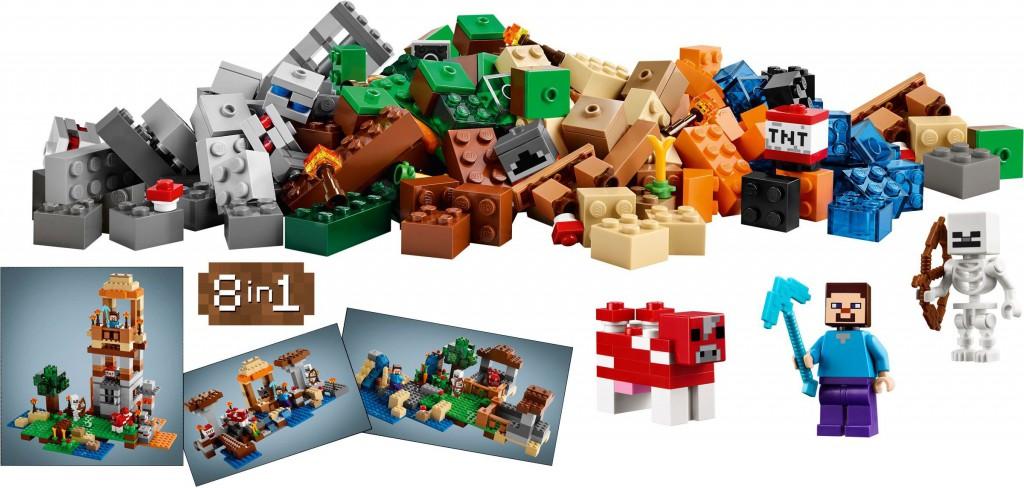 Бренд, использующий Архетип Творец. Лего