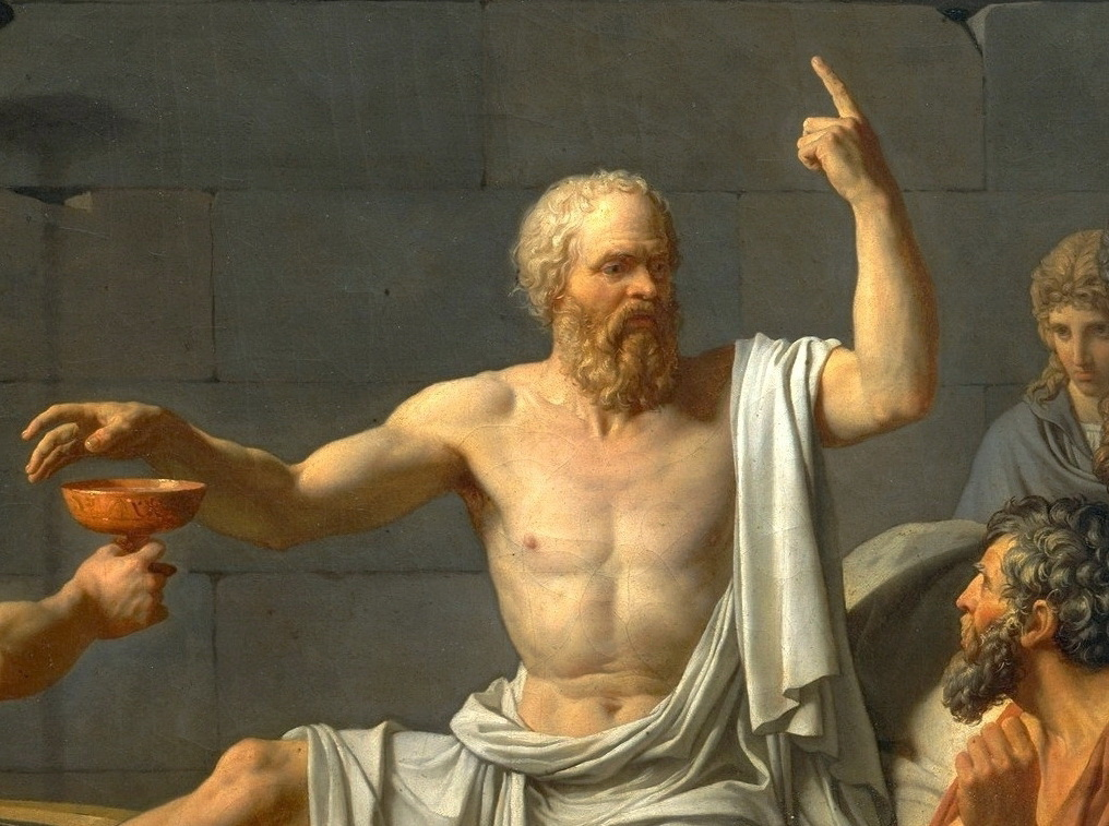 an analysis was socrates wise to stay in athens to die