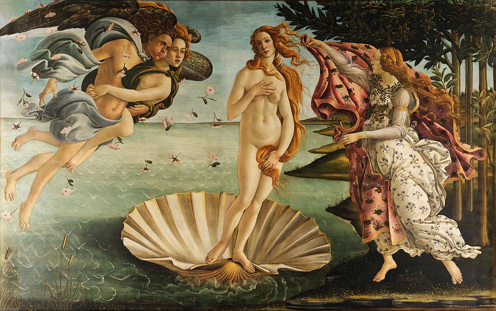 Архетип Любовник. Венера